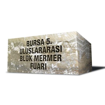 Bursa International Marble Block Fair